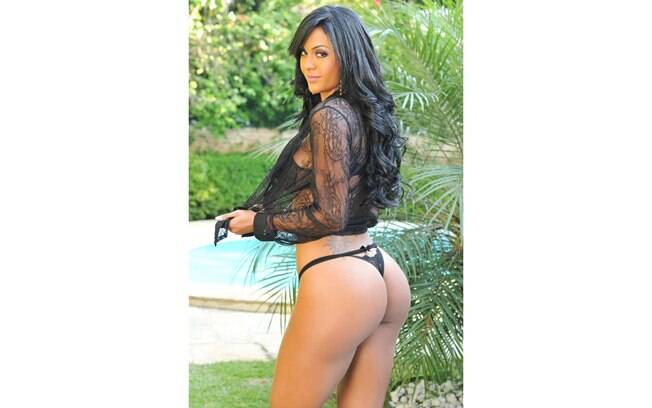 Miss Bumbum, represents the state of Mato Grosso do Sul