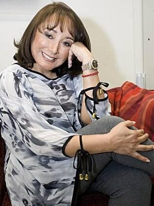 Maria Antonieta de Las Nieves quer trará seu circo para fazer uma turnê pelo Brasil, em 2012