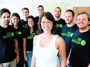 Caminho.  Para a sócia-fundadora da Tropos Lab, Renata Horta, inovação só acontece se tiver pessoas empreendedoras impulsionando