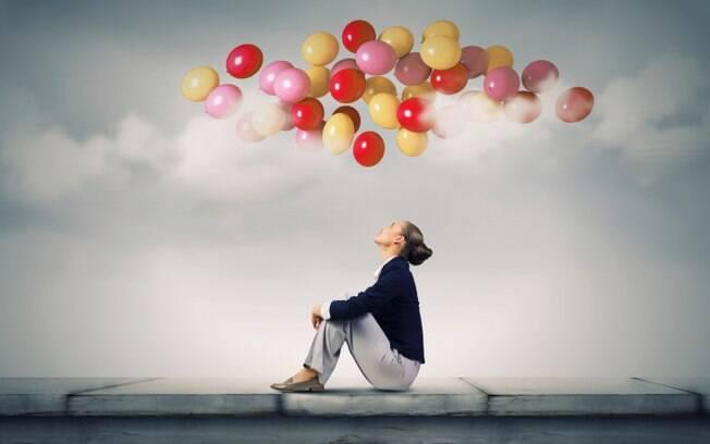 Pensar em coisas que fazem bem é uma das dicas para combater o mau humor
