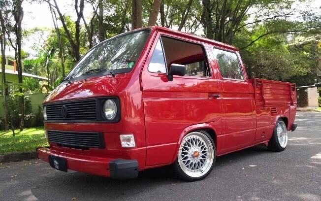 Volkswagen Kombi T3: Um ícone entre os amantes de clássicos, pelo seu destaque entre os hippies e os trabalhadores