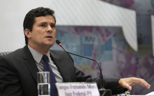 Sérgio Moro é o juiz federal responsável pelas investigações do Operação Lava Jato