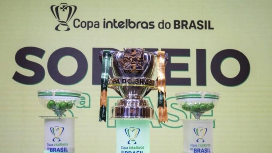 Copa do Brasil tem confrontos definidos