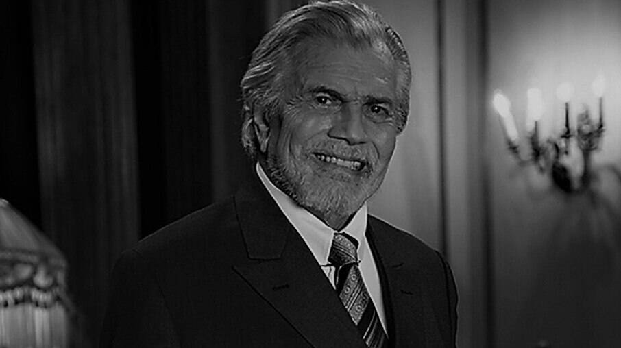 Tarcísio Meira morreu aos 85 anos