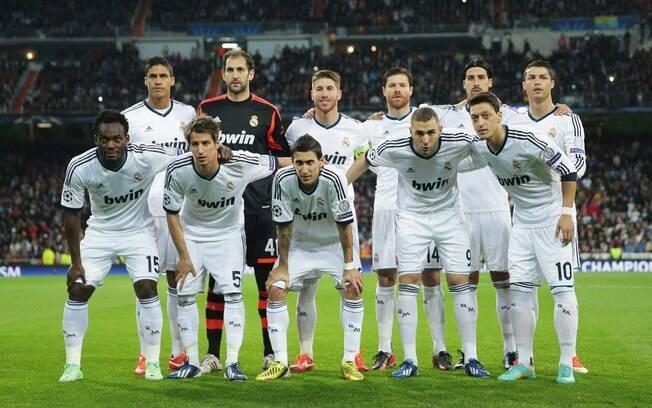 O Real Madrid deve 370 milhões de euros (R$ 967 milhões) e é o sexto clube mais devedor do mundo