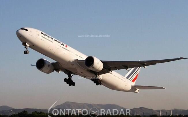 Air France retoma operações em Fortaleza e deverá voar com 787