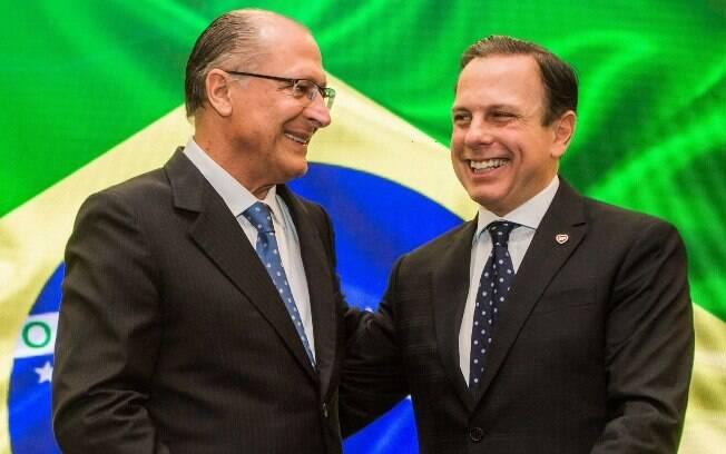 Atual governador de São Paulo disse que companheiro de partido deveria se licenciar durante investigação
