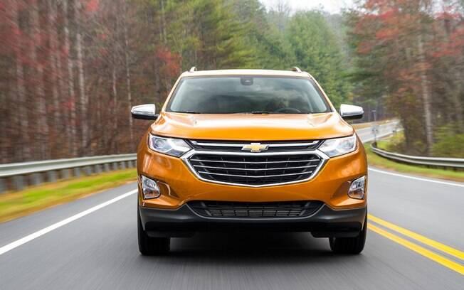 Chevrolet Equinox começa a chegar às lojas da GM no Brasil, vindo do México, mas com pegada sofisticada