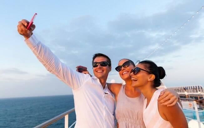 Uma viagem de navio ideal requer algumas precauções um tanto diferentes das adotadas em outras viagens