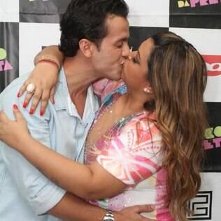 Preta Gil e Carlos Henrique Lima terminaram o casamento em abril