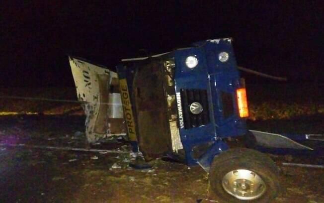 Incidente aconteceu na rodovia Anhanguera, em Santa Rita do Passa Quatro