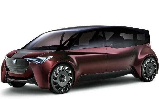 Toyota Fine-Comfort Ride Concept: conforto como prioridade e emissão zero de poluentes entre os atrativos