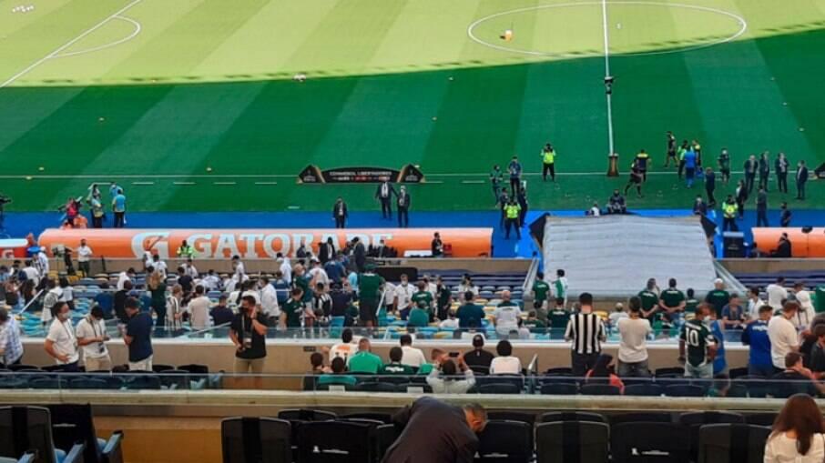 Final da Libertadores é marcada por festa de aglomeração