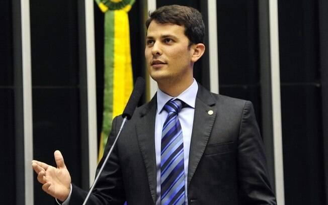 O deputado Marcelo Aro (MG) é indicado do PHS para a comissão do impeachment.. Foto: Câmara dos Deputados