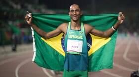 Alison dos Santos vai à semi dos 400 metros com barreiras