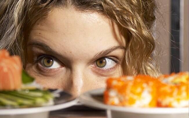 Alterações no apetite