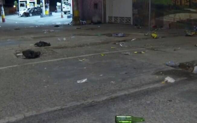 Briga de torcida deixou dois santistas mortos