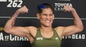 Priscila 'Pedrita' nocauteia e vence mais uma vez no UFC