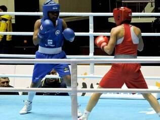 Célia encerrou sua participação no Mundial de boxe com a medalha de bronze na categoria até 51 kg