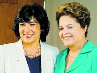Visibilidade. Dilma concedeu entrevista à jornalista norte-americana Christiane Amanpour, da CNN
