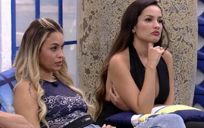 Neymar enaltece amizade entre Sarah e Juliette no 'BBB' após discussão: 'Essas duas vão longe'