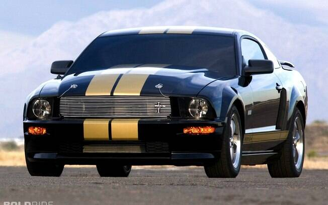 Mustang Shelby GT-H 2006