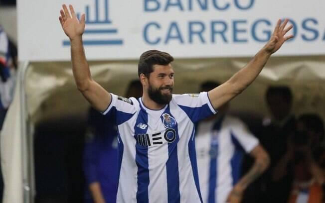 Felipe se destacou no Porto