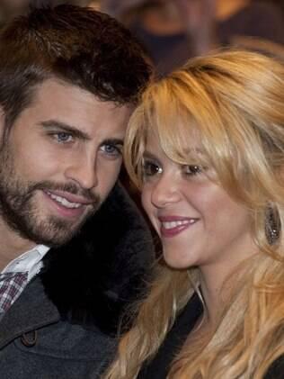 Shakira e Piqué: formando uma família