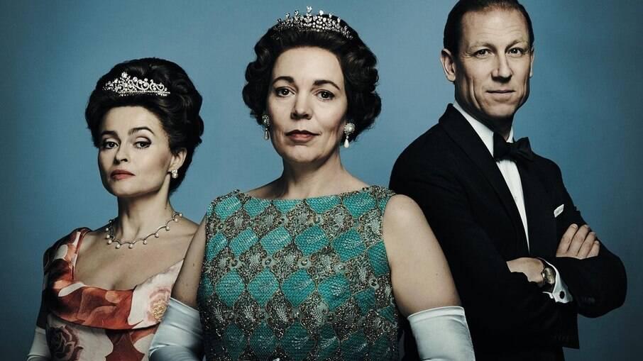 The Crown é a série mais cara da Netflix