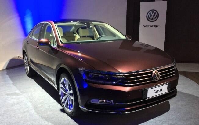 Volkswagen Passat: Apesar de