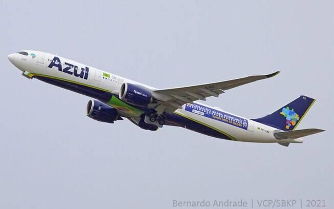 Após reprogramação, voo da Azul para a Índia decolará hoje
