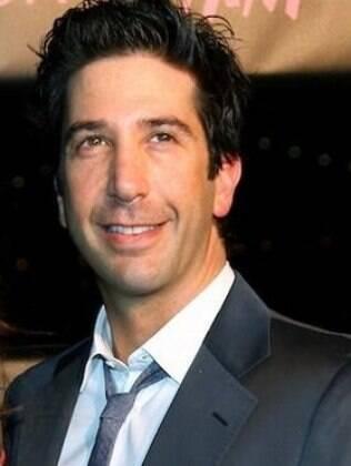 David Schwimmer, intérprete de Ross da série