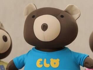 Ursinho faz parte do tratamento das crianças desde o início deste ano