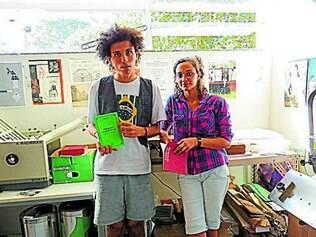 José Paulon e Priscila Cemis foram os vencedores da seleção inédita