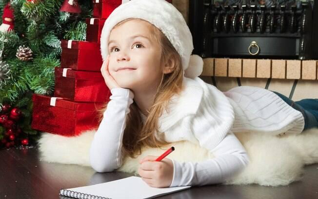 carta Papai Noel