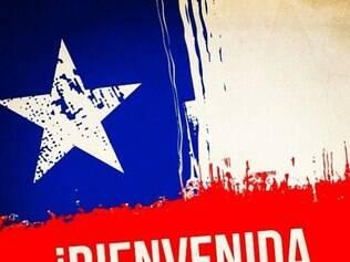 Cruzeirenses saúdam La Roja no Instagram e no site oficial do clube