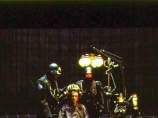 """Cena. """"Brazil, o Filme"""", longa de Terry Gilliam, foi a atração do Secret Film, em Londres"""