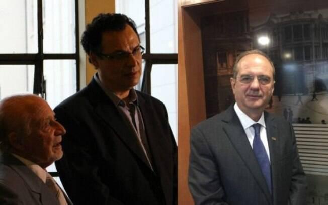 Fundadores da Slow Medicine no Brasil (esq.) e Nardi (dir.), que contesta o movimento e defende o Novembro Azul