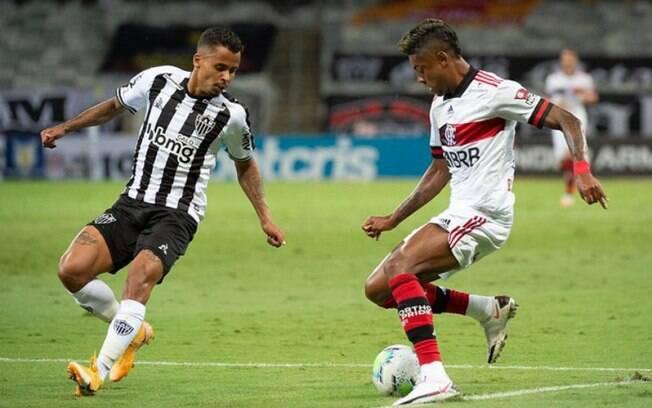 Atlético MG e Flamengo