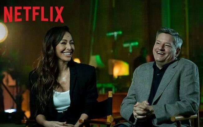 Netflix aposta em Sabrina Sato no