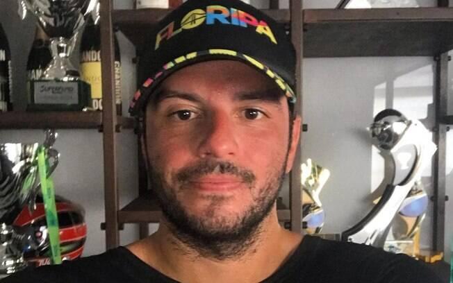 Tuka Rocha, ex-piloto de Stock Car morre aos 36 anos