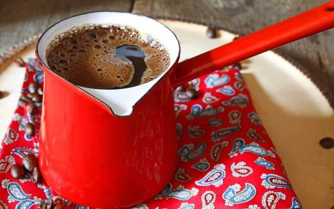 cafeteira turca