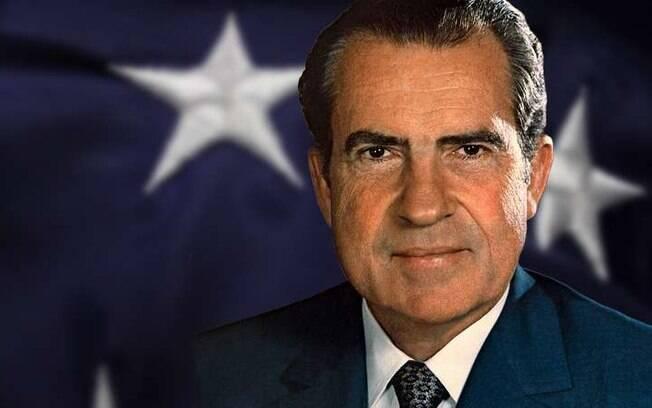 Richard Nixon renunciou antes da conclusão do processo de impeachment, em 1974