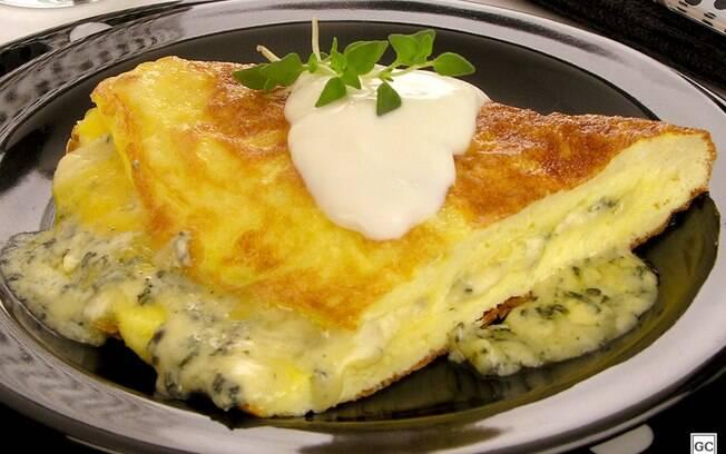 Omelete: conheça receitas diferentes e irresistíveis desse prato prático