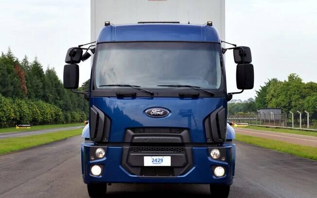 Ford Cargo TorqShift é um dos modelos de caminhões da marca que deixa de ser produzido no Brasil