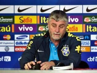 José Luiz Runco tranquilizou brasileiros quanto à condição física dos atletas da seleção