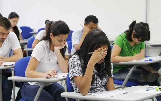 103.677 candidatos concorreram a vagas para 185 cursos de graduação no vestibular da Unesp