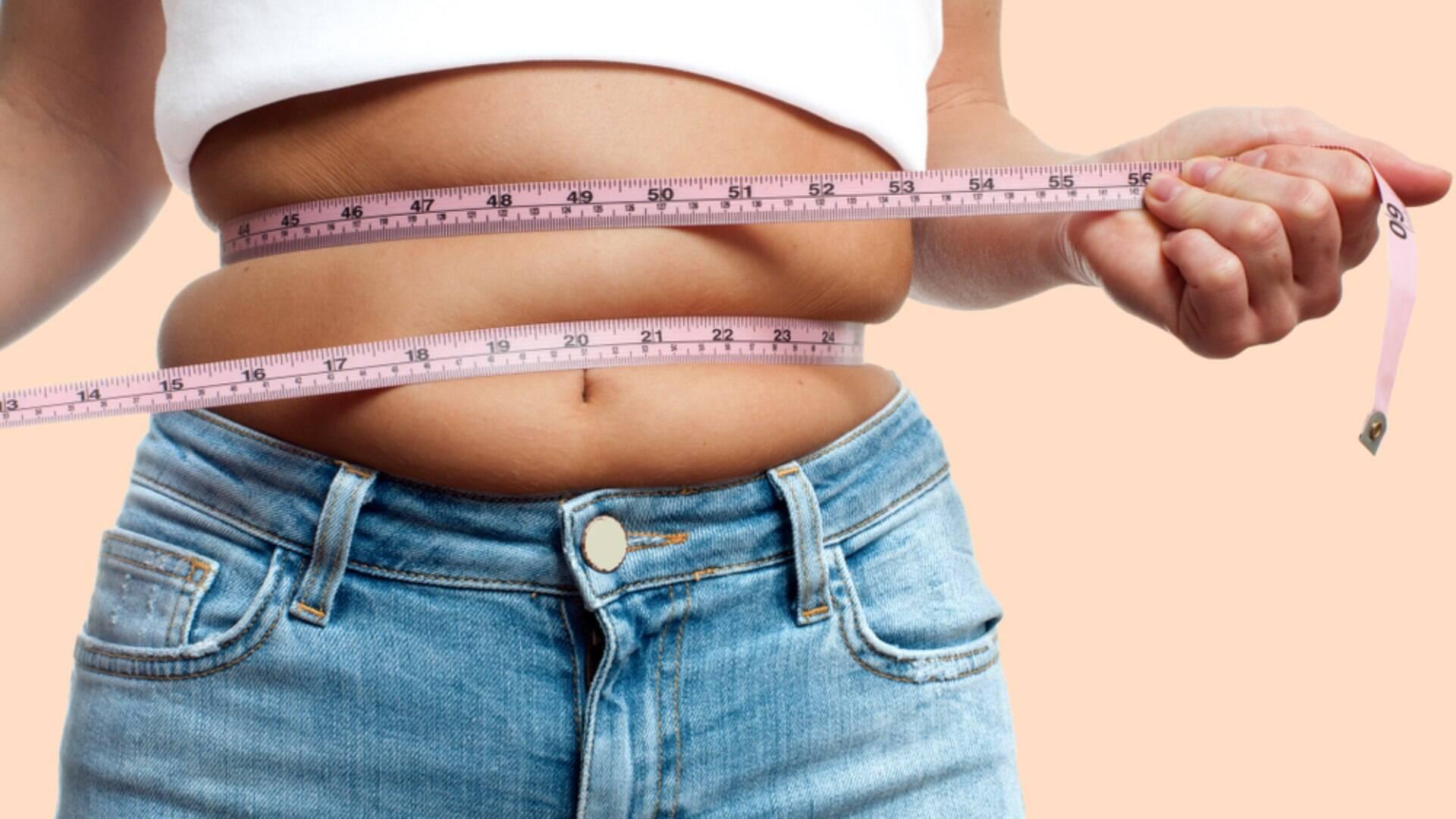dieta para acabar com barriga pochete