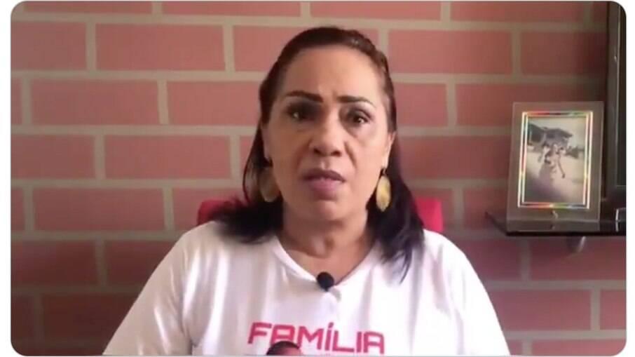 Jacira Santana, mãe de Gilberto