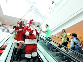 Consumidores ainda não se empolgaram tanto com as compras de Natal